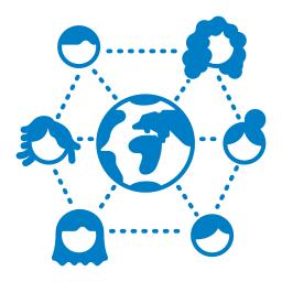 icona de grup de persones